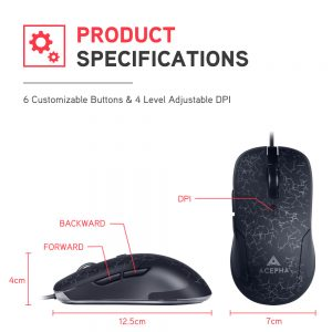 Gaming Mouse 8
